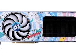 GeForce RTX 3070 LHR iGame Bilbili