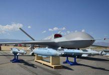 General Atomics dron