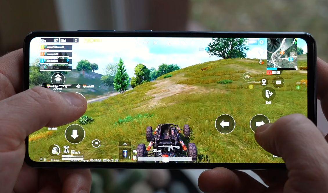 Samsung Galaxy A52 igre