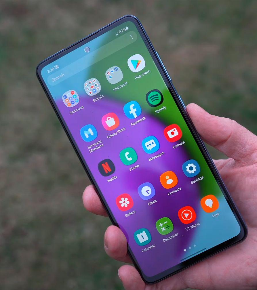 Samsung Galaxy A52 recenzija