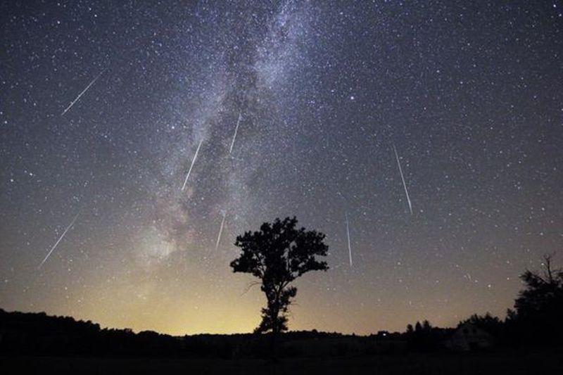 astronomska pojava na nebu