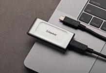 Kingston XS2000 SSD