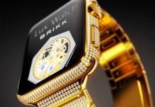 popularni luksuzni pametni satovi